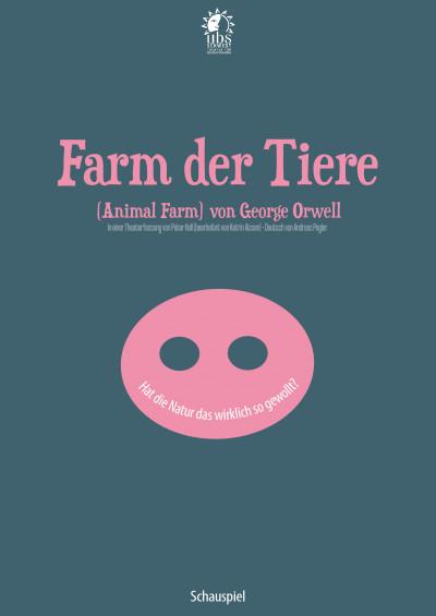 """Adele Schlichter in """"Farm der Tiere"""""""